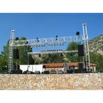 Used Truss Ground Support 10m x 6m Μεταχειρισμένη