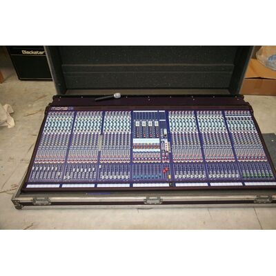 Used Mixer Midas Verona 48ch TP + Flight Case