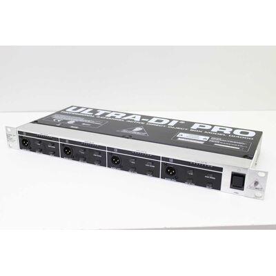 Used UltraDI Pro DI4000 Behringer