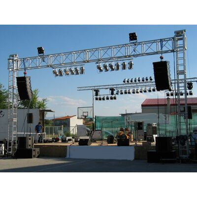 Used Truss Ground Support 10m x 6m