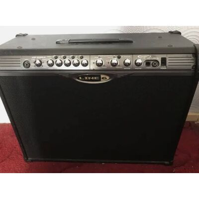 Used Line 6 Spider II 212 Guitar Amplifier + Flight Case