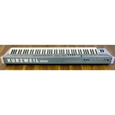 Used Kurzweil SP-2X Stage Piano 88 Keys + Flight Case