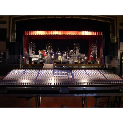 Used Mixer Midas Verona 48ch TP with Flight Case