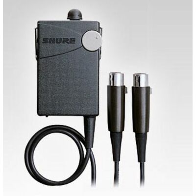 Used Shure P4HW Wired Bodypack In Ear System